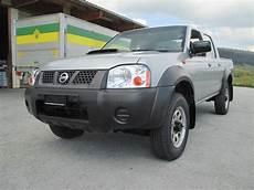 Nissan Np300 4x4 Cab Occasion Diesel 42 500 Km