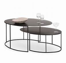 table basse slim irony zeus noir made in design