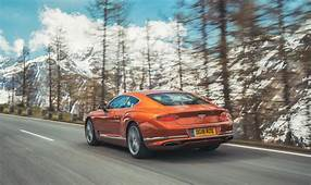 2019 Bentley Continental Gt Colors  Cars Review