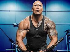 What Is The Shoulder Workout Routine Of Dwayne Johnson