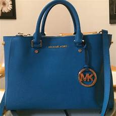 24 michael kors handbags michael kors summer blue