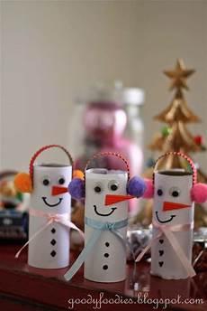 basteln weihnachten kinder goodyfoodies easy crafts for how to make