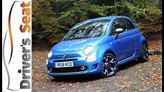 Fiat 500 S - fiat 500 s review driver s seat