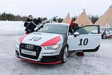 La Grande Finale De L Audi Endurance Experience En Laponie