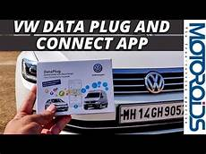 Volkswagen Data And Connect App How To Install