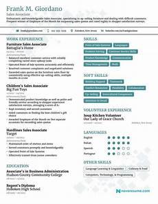 sales associate resume exle description skills