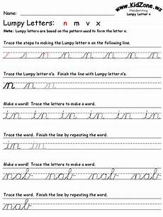 joining letters handwriting worksheets free 21760 cursive writing worksheets