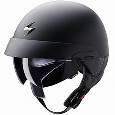 casco moto scorpion exo 100 negro mate al mejor precio