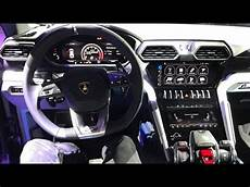 Lamborghini Urus 2019 Interior Review