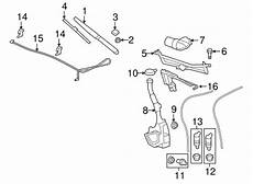 online service manuals 2010 gmc acadia windshield wipe control oem wiper washer components for 2010 gmc acadia gmpartscenter net