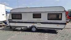 Wohnwagen Neu Günstig - wohnwagen 545 t 220 v und gaspr 252 fung bis 03 2018 wohnwagen