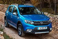 Dacia Sandero Stepway Gebraucht - dacia sandero stepway from 2013 used prices parkers