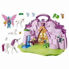 Playmobil Malvorlagen Unicorn Playmobil Take Along Unicorn Garden Walmart