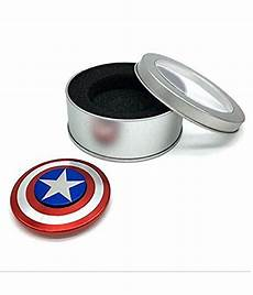 kaykon best captain america fidget spinner on snapdeal