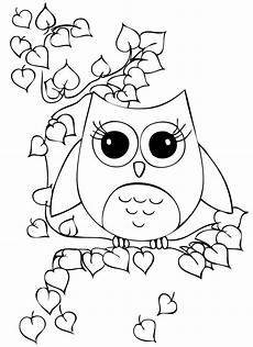 coloring pages coloring pages owls owl coloring page