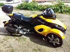 Can Am Spyder 998 Rs Sm5 2008 D 180 Occasion 55140