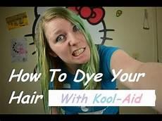 How 2 Dye Hair