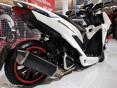 Modifikasi Lu Vario 150 by Keren Nih Modifikasi All New Vario 150 Esp Futuristic Low