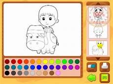 Berlatih Mewarnai Gambar Mewarnai Gambar Hp Untuk Anak Tk