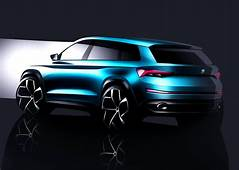 Skoda VisionS Wallpapers Images Photos Pictures Backgrounds