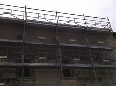 echafaudage pour toiture 201 chafaudage pour r 233 fection toiture maison pose de