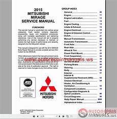 auto repair manual free download 1996 mitsubishi mirage on board diagnostic system mitsubishi mirage 2015 workshop manual auto repair manual forum heavy equipment forums
