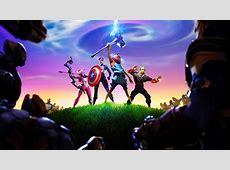 2048x1152 Fortnite x Avengers 2048x1152 Resolution