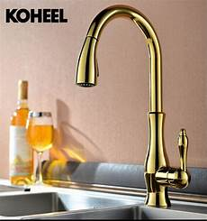 Pull Spray Kitchen Faucet High Quality New Deluxe Pull Out Spray Kitchen Faucet
