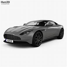 aston martin db11 with hq interior 2017 3d model vehicles on hum3d