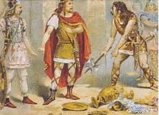 arte soissons les m 233 rovingiens 1 clovis modeste roi des francs