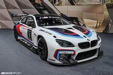 bmw m6 gt3 presenting the bmw m6 gt3 updated w live pics and