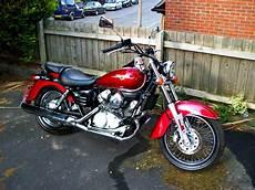 honda honda shadow 125 moto zombdrive