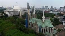 Antara Masjid Istiqlal Dan Gereja Katedral Bakal Dibangun