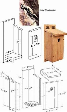 woodpecker bird house plans nesting box for wood pecker birds bird houses nesting