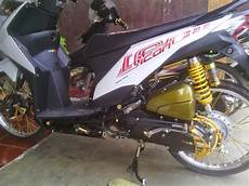 Jok Beat Variasi by 80 Gambar Modifikasi Jok Scoopy Kumpulan Modifikasi