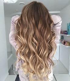 light brown hair and balayage highlights