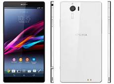sony xperia zx is a 6 inch triluminous smartphone tech market