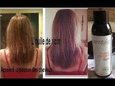 Acc 233 L 233 R 233 La Pousse Du Cheveux Avec L Huile De Ricin