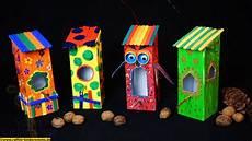 Recycling Basteln Mit Kindern Diy Crafts 3 Hiver