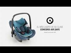 concord air safe babymoon concord portabeb 233 s auto air safe