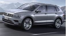 Volkswagen Tiguan Allspace 7 Places En Version