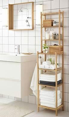 R 197 Grund Shelf Unit Bamboo In 2019 Home Ideas Bathroom