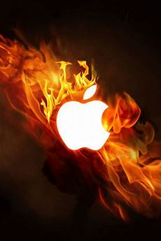 wallpaper for iphone apple fire apple lightning fire in 2019 apple wallpaper iphone