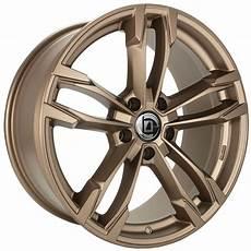 diewe wheels avio felgen bronze matt in 19 zoll