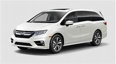 what colors does the 2018 honda odyssey come in