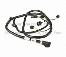 new oem park aid sensor jumper wire assembly 2007 2010 ford explorer sport trac ebay