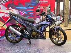 Modifikasi Sonic 150r by 4 Contoh Modifikasi Honda Sonic 150r