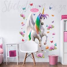 any color large unicorn wall magical unicorn wall decal magical unicorn large