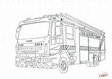 emergency services vehicles colouring pages 16512 line drawings to colour in by kenyon