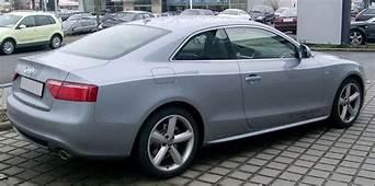 Audi A5 Rear 20080225jpg  Wikimedia Commons